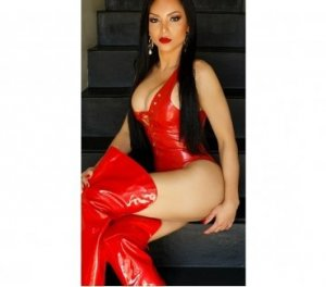 Myrene escort trans asiatique à Mably, 42